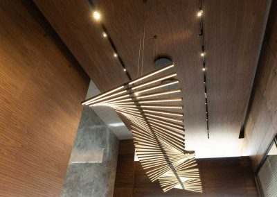 Акустични и декоративни панели върху стени и таван