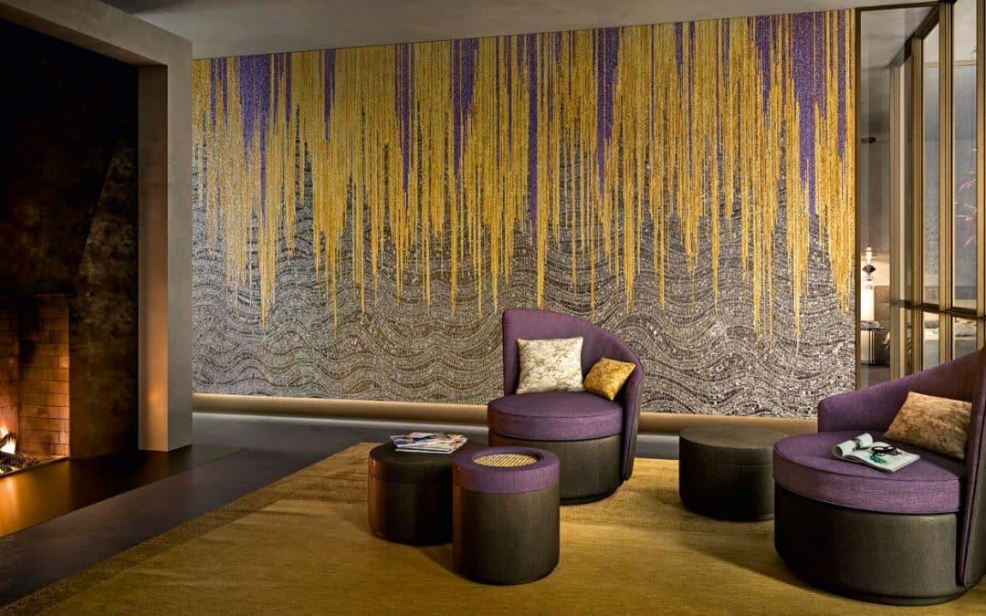Вдъхновяващи идеи от Sicis за хола