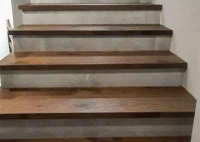 Интериорно стълбище с многослоен паркет Cardamon