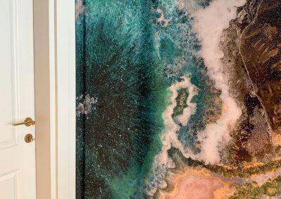 Reef от колекцията Vetrite Gem Glass на Sicis