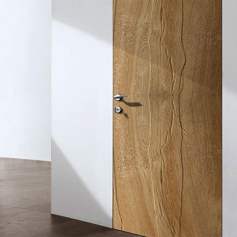 облицовка върху врата
